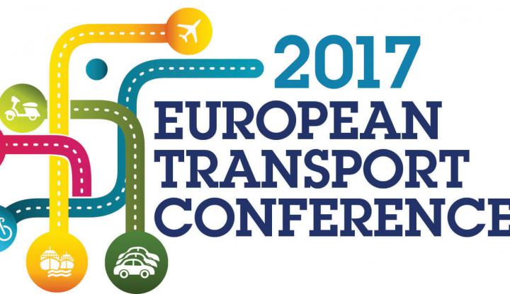 European Transport Conference Logo